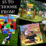Carnival Games Frame Games Rental Full List Cincinnati Ohio