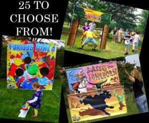 Carnival Games Frame Games Rental Full List Cincinnati Ohio