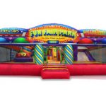 Fun Fair Park Inflatable Preschool Playland Bouncehouse - Cincinnati, Ohio