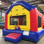 Funhouse Standard Inflatable Bounce House Rental Cincinnati Ohio