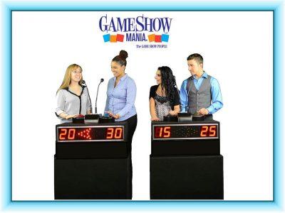 Game Show Mania - Double Unit Rental Cincinnati Ohio