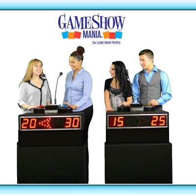 Game Show Mania - Double Unit Rental Cincinnati Ohio
