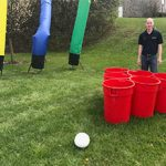 Giant Beer Pong Rental Drinking Game Cincinnati Ohio