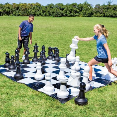Giant Over Sized Chess Game Rental Cincinnati Ohio