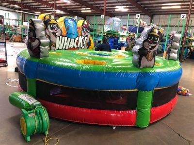Giant, Inflatable Human Whack-A-Mole Rental Cincinnati Ohio