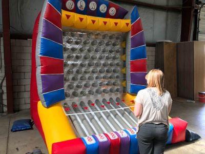 Inflatable Giant Plinko Rental Cincinnati Ohio
