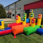 Giant Ring Toss - Inflatable Game Rental Cincinnati Ohio