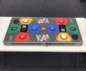 Giant Simon Says Playback Table Top Game Rental Cincinnati Ohio