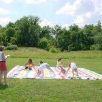 Giant Oversize Lifesize Twister Game rental Cincinnati Ohio