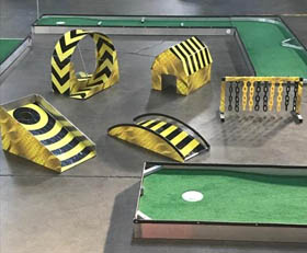 Putt Putt Miniature Golf Rental Cincinnati Ohio - Nitro
