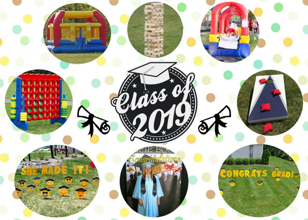 Graduation Party Rentals Cincinnati Ohio
