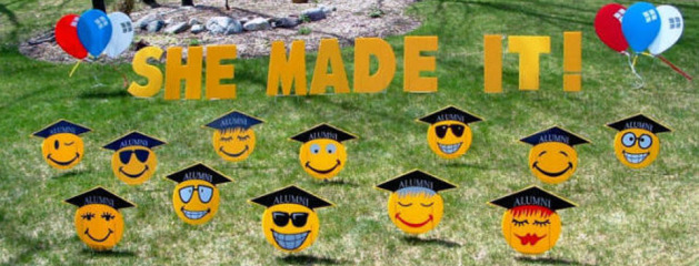 Graduation Party Rentals