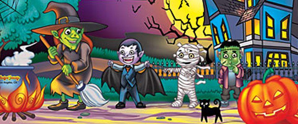 Fall Festival & Halloween Rentals