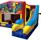 Panel – Happy Haunting for Playhouse – Bounce House, Castle – Bounce House, Playhouse Combo