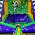 Home Run Derby Inflatable Baseball Party Rental Cincinnati Ohio