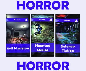 Horror (VR) Virtual Roller Coaster Simulator Rental cincinnati ohio