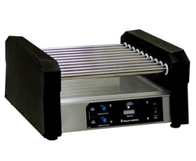 Hot Dog Roller Grill Machine Rental - Cincinnati Ohio
