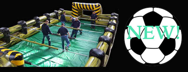 HUMAN FOOSBALL added to inventory!