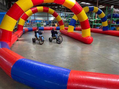 Adult Big Wheel Rental Cincinnati, Ohio