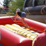 Jacob's Ladder Carnival Rope Balance Game Rental Cincinnati Ohio