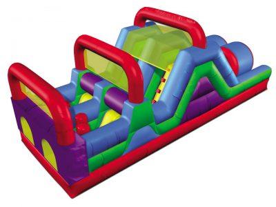 Kiddie Climb & Slide Inflatable Obstacle Course Rental Cincinnati Ohio