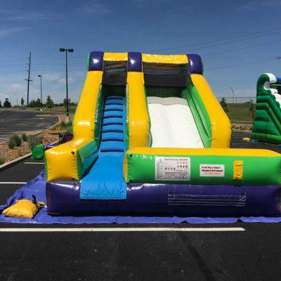 Lil Splash Inflatable Water Slide Rental Cincinnati Ohio