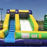 Lil Splash Inflatable Water Slide Rental Cincinnati Ohio