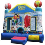 Looney Tunes Bugs Bunny Inflatable Bounce House Rental Cincinnati Ohio
