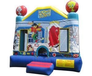 Looney Tunes Bugs Bunny Inflatable Bounce House Rental Cincinnati Ohio