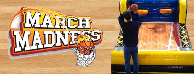 Basketball & March Madness Rentals