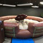 Mechanical Football Rental with Inflatable Cincinnati, Ohio
