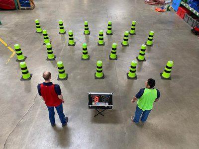 Mega Memory Battle Light Cone Game Rental Cincinnati Ohio