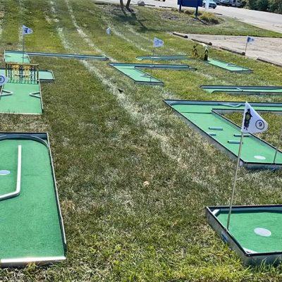 Halloween Monster Putt Putt Miniature Golf - 9 Hole Rental Cincinnati Ohio