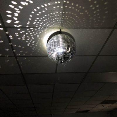 Mirror Disco Ball Rental Cincinnati Ohio