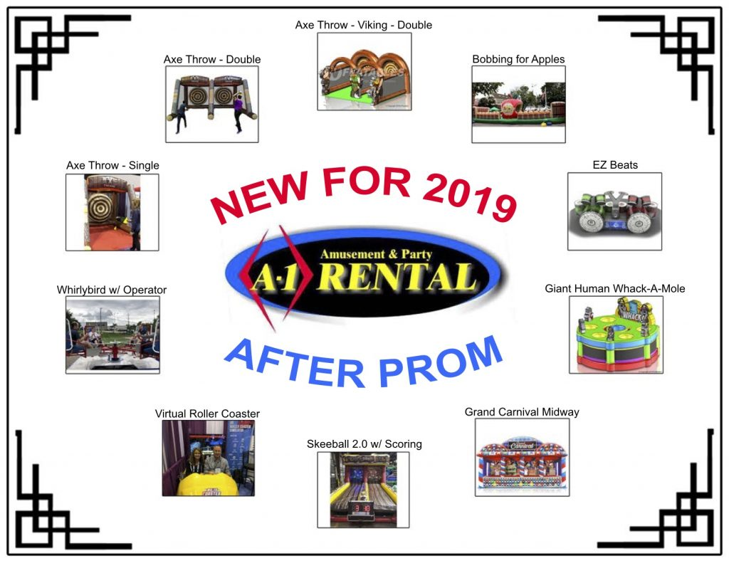 After Prom Rentals - Party Rentals - Cincinnati, Ohio