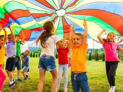Kids Play Parachute Rental Cincinnati Ohio