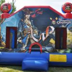 Disney's Pirate of the Caribbean Inflatable Bounce House Rental Cincinnati Ohio