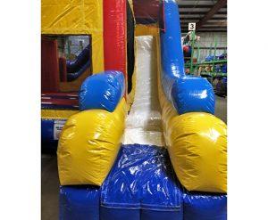 Playhouse Inflatable Bounce House and Slide Combo Rental Cincinnati Ohio