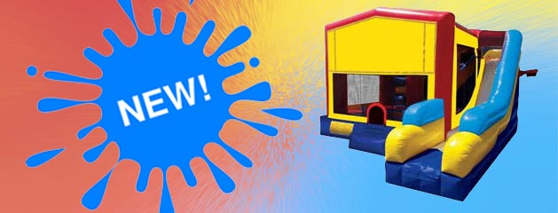 PLAYHOUSE INFLATABLE COMBO added to inventory