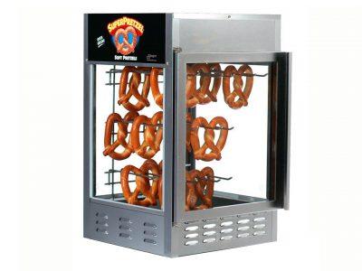 Pretzel Warmer Display Machine Rental Cincinnati Ohio