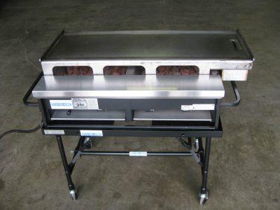 propane grill and griddle rental cincinnati ohio