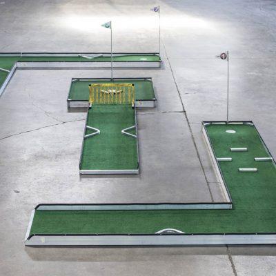 Putt Putt Miniature Golf - 3 Hole Rental Cincinnati Ohio