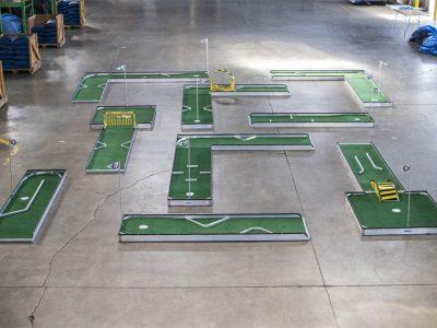 Putt Putt Miniature Golf - 9 Hole Rental Cincinnati Ohio