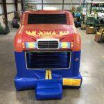 Race Car Nascar Hot Wheels Inflatable Bounce House Rental Cincinnati Ohio