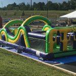 Radical Run Inflatable Obstacle Course - 35' Rental Cincinnati Ohio
