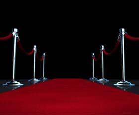 Red Carpet Rental Cincinnati Ohio