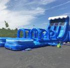 Riptide Slide 2.0 – Dual Lane Water Slide + 2 Surf-N-Slides