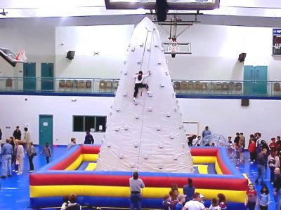 Inflatable Rock Wall Climbing Mountain Rental Cincinnati Ohio