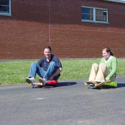 Roller Racer Scooter Rental Kids Adults Cincinnati Ohio