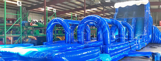 MORE INFLATABLE WATER SLIDES ADDED TO INVENTORY!